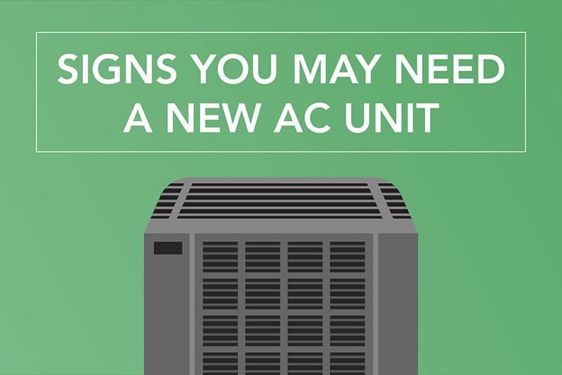 Replace AC Unit